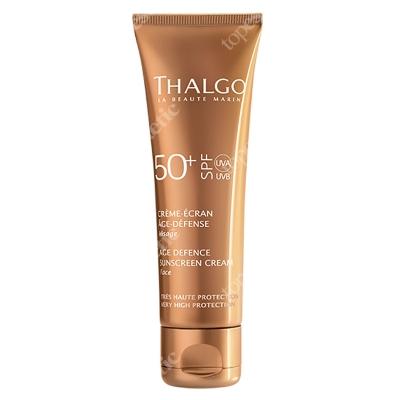 Thalgo Age Defence Sun Screen Cream SPF 50+ Przeciwzmarszczkowy krem ochronny 50 ml