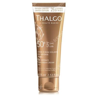 Thalgo Age Defence Sun Screen Cream SPF50+ Krem ochronny SPF50+ 75 ml