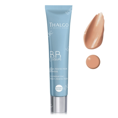 Thalgo BB Cream Illuminating Multi-Perfection Rozświetlający wielofunkcyjny krem (kolor Natural) 40 ml