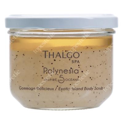 Thalgo Exotic Island Body Scrub Peeling do ciała, relaksuje i odżywia 270 g