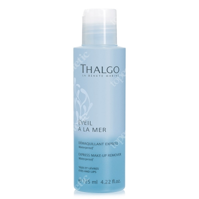 Thalgo Express Make Up Remover Ekspresowy płyn do demakijażu oczu 125 ml