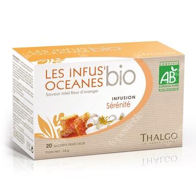 Thalgo Serenity Herbatka ziołowa z algami - odprężająca 20 saszetek