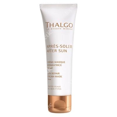 Thalgo Sun Repair Cream Mask Regenerująca maska-krem po opalaniu - twarz i dekolt 50 ml