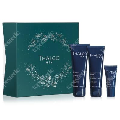 Thalgo Thalgomen Gift Set 2020 ZESTAW Krem 50 ml + Serum pod oczy 15 ml + Żel 75 ml