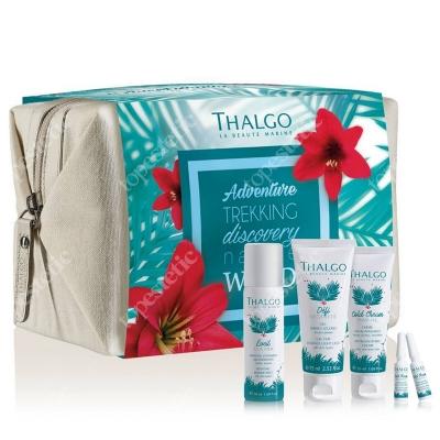 Thalgo The Adventurer ZESTAW Cream 50 ml + Mist 50 ml + Concentrate 1x1,2 ml + Leg gel 75 ml