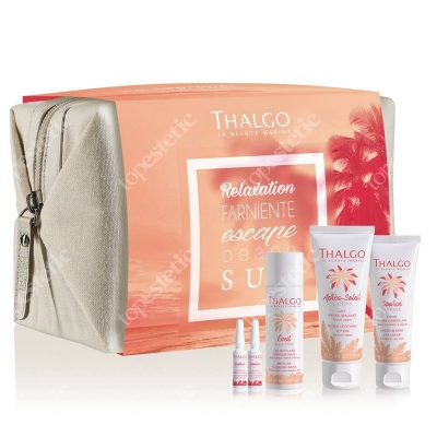 Thalgo The Dreamer ZESTAW 24H Cream 50 ml + Cleansing Water 50 ml + Concentrate 2x1,2 ml + Body Lotion 75 ml