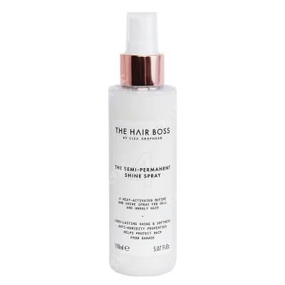 The Hair Boss Semi Perm Shine Spray Spray średnio utrwalający 150 ml