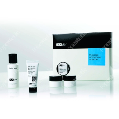PCA Skin The Post Procedure Solutions Zestaw regenerujący pozabiegowy 29,5 ml, 7 g, 7 g, 7 g, 7g