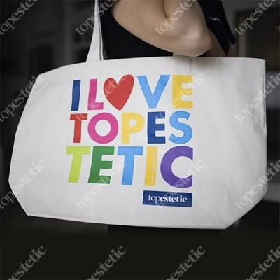 Topestetic (R) Plażowa torba topestetic Materiałowa Duża