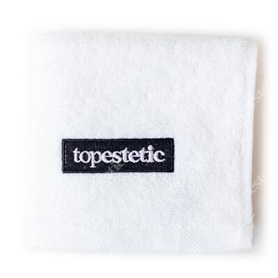 Topestetic (R) Ręcznik Topestetic Biały ręcznik 30cm x 50 cm 1 szt