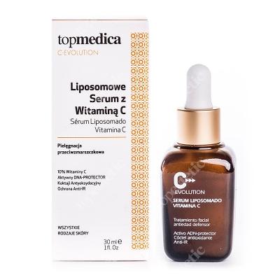 topmedica Serum Liposomado Vitamina C Liposomowe Serum Z Witaminą C 30 ml