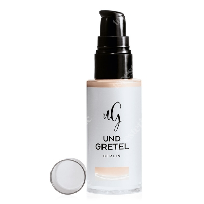 Und Gretel Lieth Make-up 2 Podkład (kolor Porcelain Beige) 30 ml