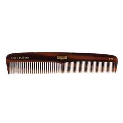 Uppercut Deluxe CT5 Comb Gold Logo Grzebień do włosów 1 szt.
