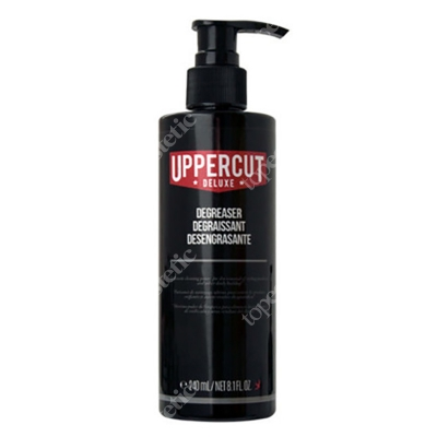 Uppercut Deluxe Degreaser Szampon do zmywania pomad 240 ml