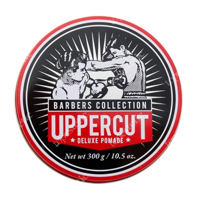 Uppercut Deluxe Deluxe Pomade Barbers Collection Wodna pomada do włosów XL 300 g