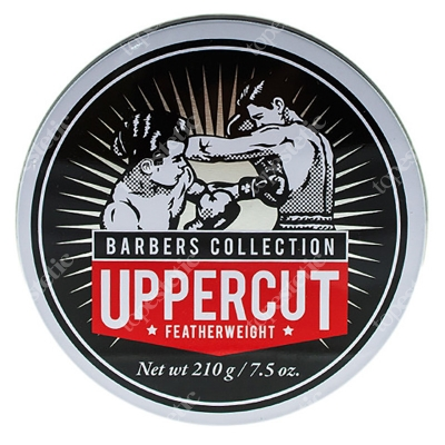 Uppercut Deluxe Featherweight Barbers Collection Matowa pasta do włosów XL 210 g