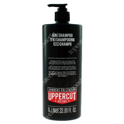 Uppercut Deluxe Shampoo Szampon do włosów 1 l