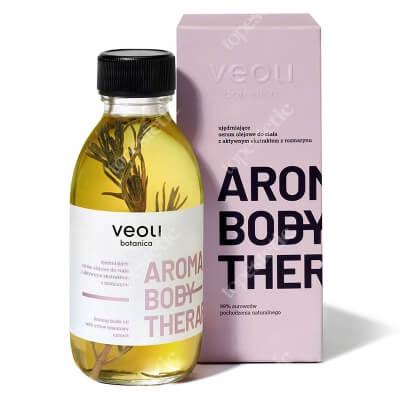Veoli Botanica Aroma Body Therapy Ujędrniające serum olejowe do ciała z aktywnym ekstraktem z rozmarynu 136 g
