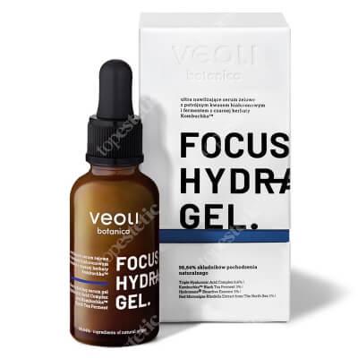 Veoli Botanica Focus Hydration Gel Ultra nawilżające serum żelowe 30 ml