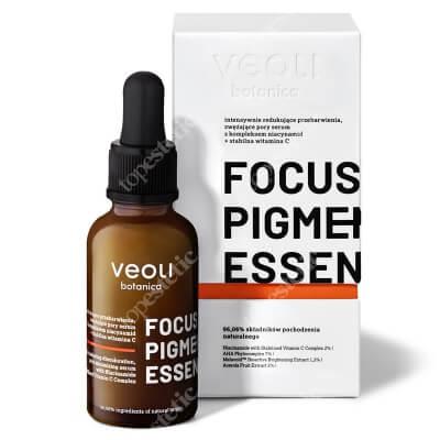 Veoli Botanica Focus Pigmentation Essence Intensywnie redukujące przebarwienia, zwężające pory serum 30 ml