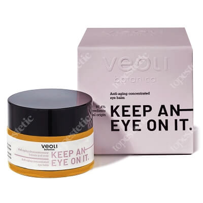 Veoli Botanica Keep An Eye On It Skoncentrowany balsam pod oczy 15 ml