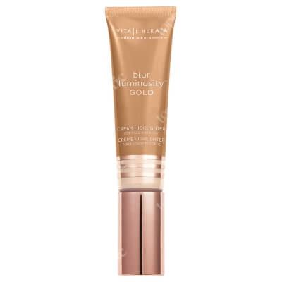 Vita Liberata Blur Luminosity Gold Rozświetlacz odcień złoty 30 ml