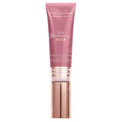 Vita Liberata Blur Luminosity Rose Rozświetlacz odcień róż 30 ml