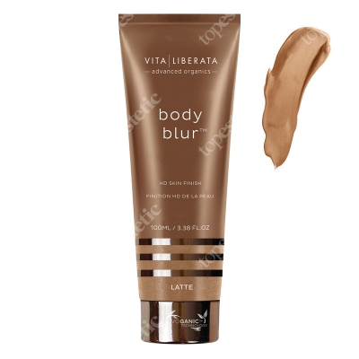 Vita Liberata Body Blur HD Skin Finish Bronzer do ciała - kolor Latte 100 ml
