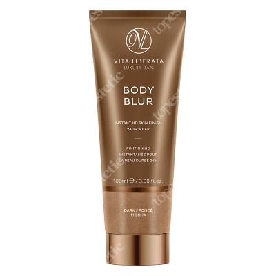 Vita Liberata Body Blur Instant HD Skin Finish Zmywalny make-up do ciała Dark / Fonce Mocha 100 ml
