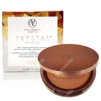 Vita Liberata Trystal Pressed Self Tanning Bronzing Minerals Samoopalający puder mineralny – odcień Bronze 8 g