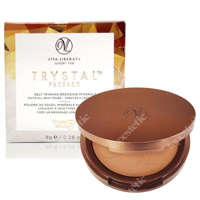 Vita Liberata Trystal Pressed Self Tanning Bronzing Minerals Samoopalający puder mineralny – odcień Sunkissed 8 g