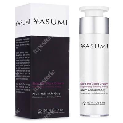 Yasumi Anti-Aging Cream 40 + Krem odmładzający do pielęgnacji cery dojrzałej i wymagającej ujędrnienia 50 ml