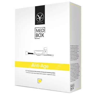 Yasumi Anti-Age MedBox Zestaw 5 skoncentrowanych ampułek o działaniu przeciwzmarszczkowym