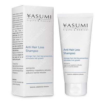 Yasumi Anti Hair Loss Shampoo Specjalistyczny szampon zapobiegający wypadaniu włosów 200 ml
