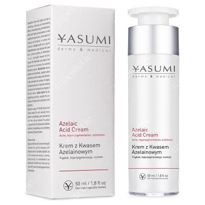Yasumi Azelaic Acid Cream Krem z kwasem azelainowym 50 ml