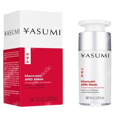 Yasumi Mamushi ARG Mask Maska z efektem jadu żmii na noc 30 ml