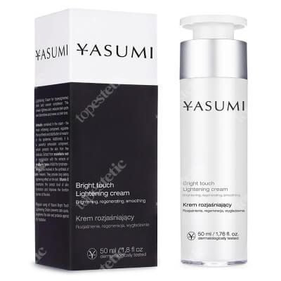 Yasumi Bright Touch Lightening Cream Rozjaśniający krem na przebarwienia 50 ml