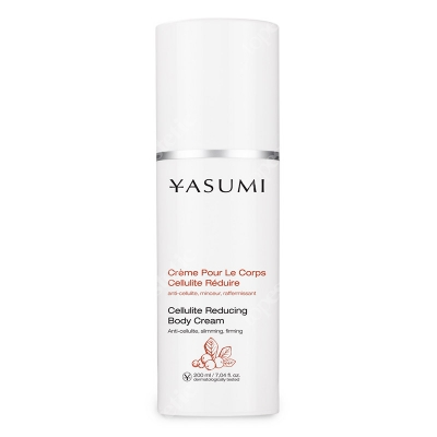 Yasumi Cellulite Reducing Body Cream Antycellulitowy krem do ciała 200 ml