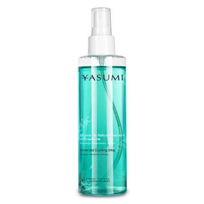Yasumi Emerald Cooling Mist Chłodząca mgiełka do stóp 200 ml