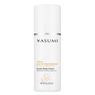 Yasumi Exotic Body Cream Egzotyczny krem do ciała 200 ml