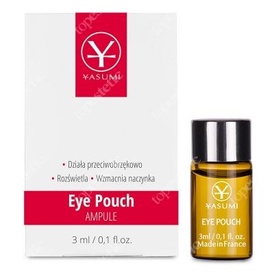 Yasumi Eye Pouch Ampułka przeciwobrzękowa pod oczy 3 ml
