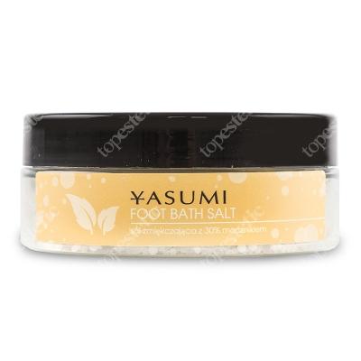 Yasumi Foot Bath Salt Sól zmiękczająca do stóp z 30 % mocznikiem 220 g