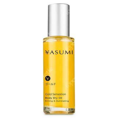 Yasumi Gold Sensation Dry Oil Ekskluzywny złoty olejek do ciała 50 ml