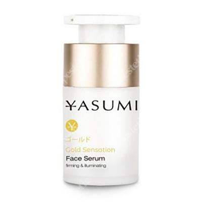 Yasumi Gold Sensation Face Serum Ekskluzywne serum ze złotymi drobinkami 15 ml