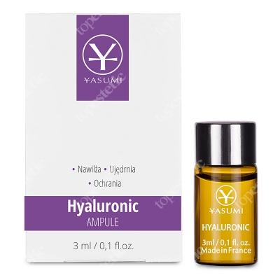 Yasumi Hyaluronic Ampułka z kwasem hialuronowym 3 ml