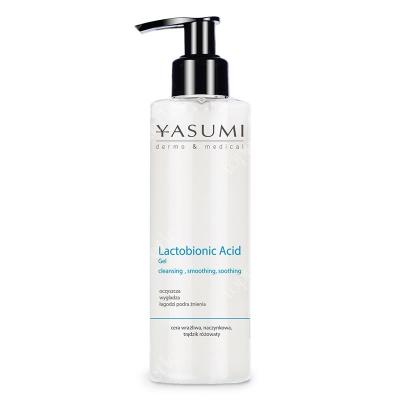Yasumi Lactobionic Acid Gel Żel do twarzy z kwasem laktobionowym 200 ml