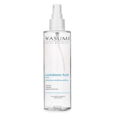 Yasumi Lactobionic Acid Toner Tonik z kwasem laktobionowym 200 ml
