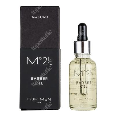 Yasumi M°2,5 Barber Oil Naturalny olejek do pielęgnacji brody i wąsów 30 ml