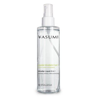Yasumi Micellar Liquid 3 in 1 Płyn micelarny 3 w 1 200 ml