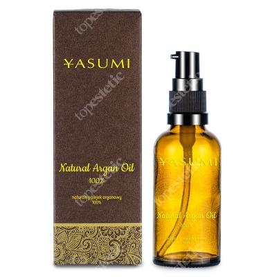 Yasumi Natural Argan Oil Naturalny olejek arganowy 50 ml